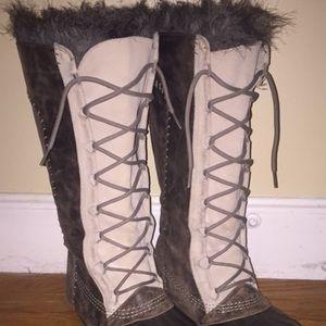 Sorel Waterproof  Winter Boots